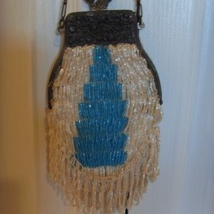 Handbags - Antique Beaded Bag